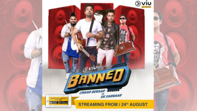 Bollywood Singing Maestros come together for Viu's upcoming series Banned