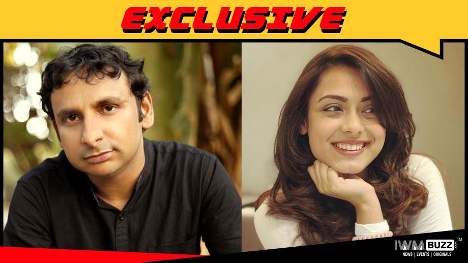Inaamulhaq and Deeksha Kanwal Sonalkar in Applause Entertainment's Hasmukh