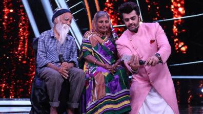 A touching tribute - Indian Idol 10 honors veteran musician, Keshav Lal