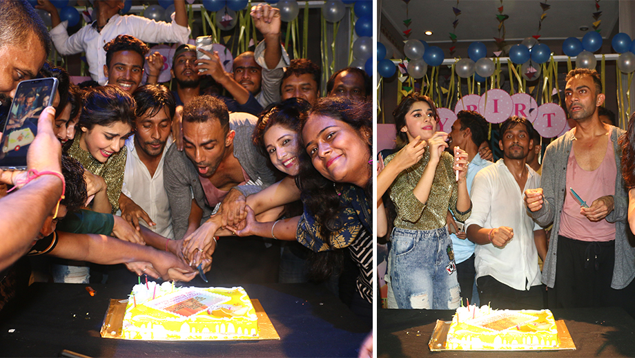 Zee TV's Ishq Subhan Allah team celebrates its 100 episodes completion