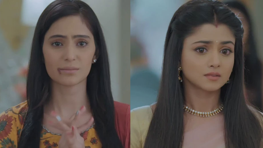 Shreya to take a 'shocking promise' from Falguni in Star Bharat's Jiji Maa