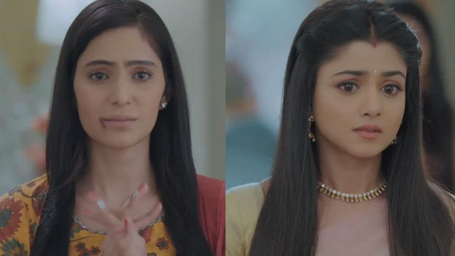 Shreya to take a 'shocking promise' from Falguni in Star Bharat's Jiji Maa