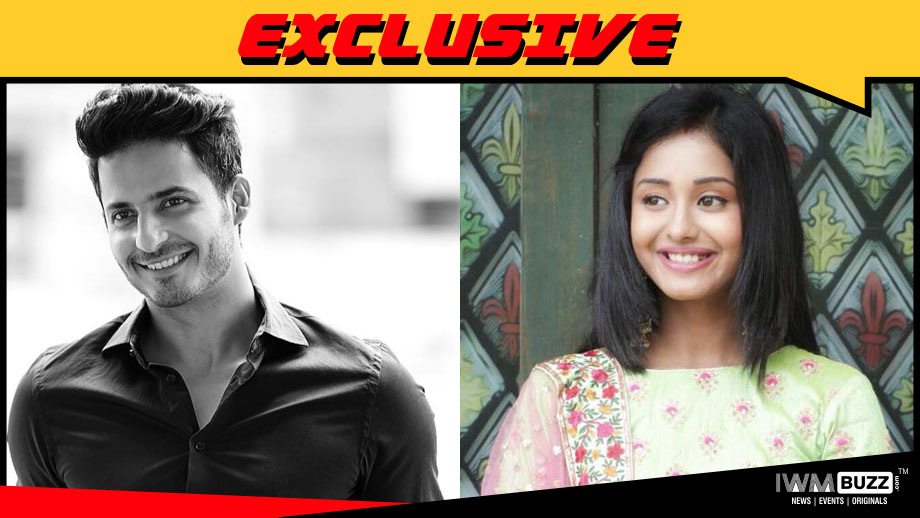 Mohit Malhotra and Tina Philip in &TV's Laal Ishq