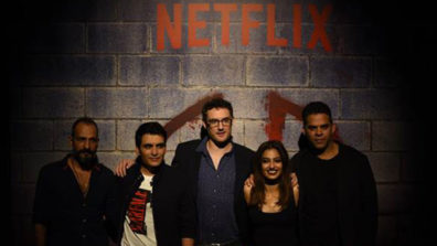 Black Carpet Premiere: Ghoul, Netflix's First Original Horror Series,