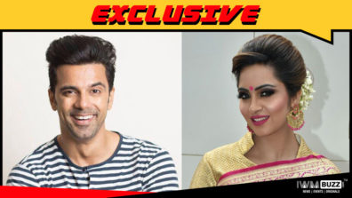 Anuj Sachdeva and Bigg Boss fame Arshi Khan in &TV's Laal Ishq