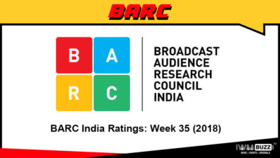 BARC India Ratings: Week 35 (2018)