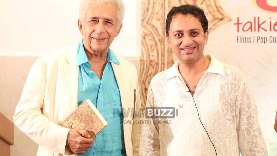 Naseeruddin Shah launches Saif Mahmood's book 'Beloved Delhi -A Mughal City And Her Greatest Poets' 9