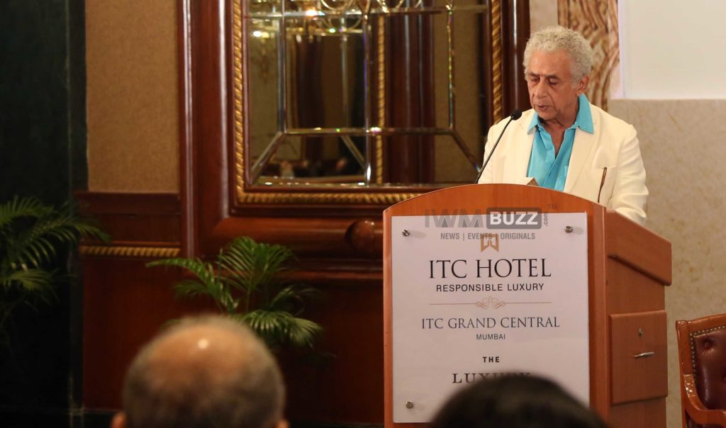 Naseeruddin Shah launches Saif Mahmood's book 'Beloved Delhi -A Mughal City And Her Greatest Poets' 1