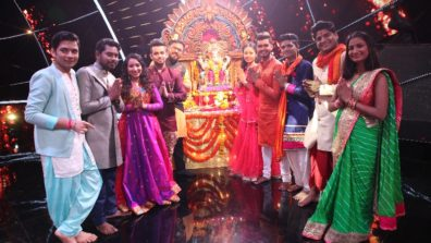 Maha Ganpati special on Indian Idol 10 4