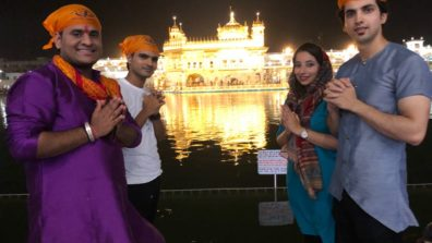 Indian Idol 10 contestants seek blessings at Amritsar's Golden Temple 5