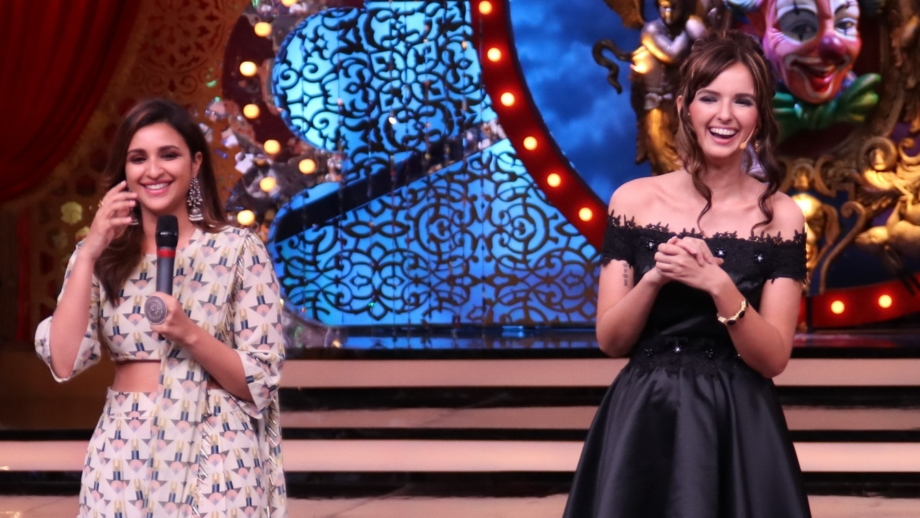 Parineeti Chopra gets nostalgic on Comedy Circus