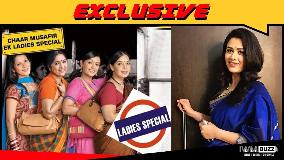 Girija Oak in Optimystix' new season of Ladies Special on Sony TV