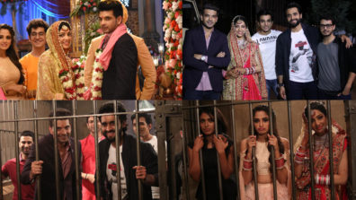 Rithwik and Palak ties the knot and lands into a trouble in Sony TV's Dil Hi Toh Hai