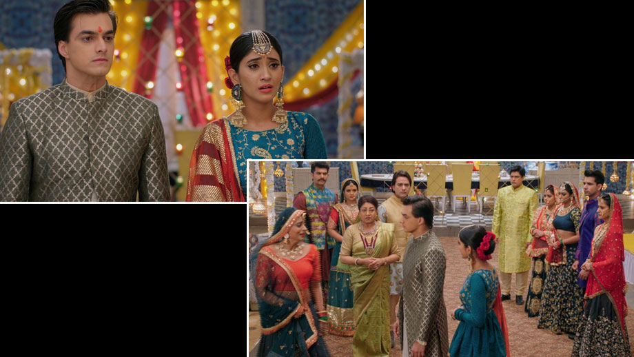 Singhanias and Goenkas to oppose the reunion of Kartik and Naira in Yeh Rishta