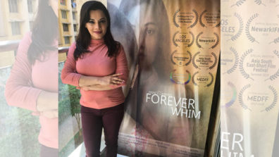 Kanika Maheshwari goes international with a short film on cancer