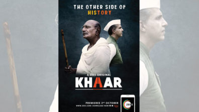 ZEE5 launches Khaar, a docudrama on the iconic Dandi March