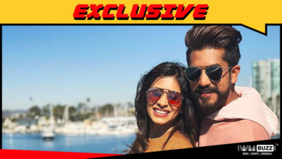 Suyyash Rai and Kishwer Merchantt in &TV's Laal Ishq