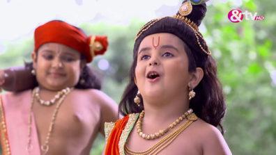 Sandivni to accept Sudama and Krishna as his pupils in &TV's Paramavatar Shri Krishna