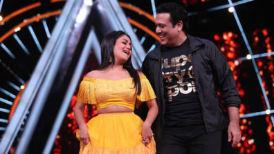 I got to live my dream by dancing with Govinda in Indian Idol 10: Neha Kakkar