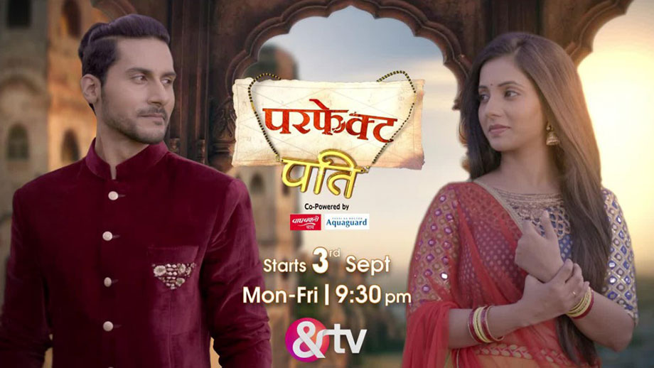 Vidhita- Pushkar's alliance in trouble in &TV's Perfect Pati