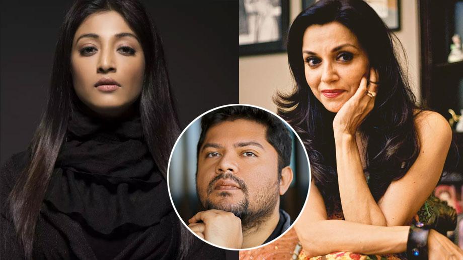 Paoli Dam and Lillette Dubey in Ram Kamal Mukherjee's Season's Greetings 1