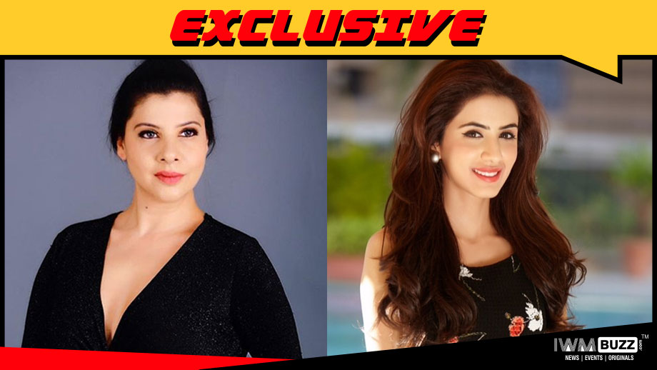 Sambhavna Seth and Swati Kapoor in &TV's Laal Ishq