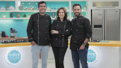 First ever digital food reality show of the country, India's Digital Chef, is now live!