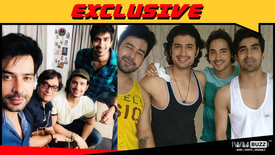 Brijendra Kala, Rahulram Manchanda, Rahul Jaittly, Keshav Sadhna, Rajkumar in Dreamzz Images' short film Dubeyji and Boys 1