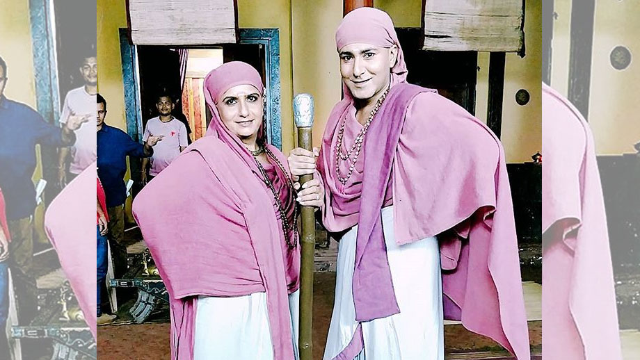 Rama to disguise as Lakshmi in SAB TV's Tenali Rama