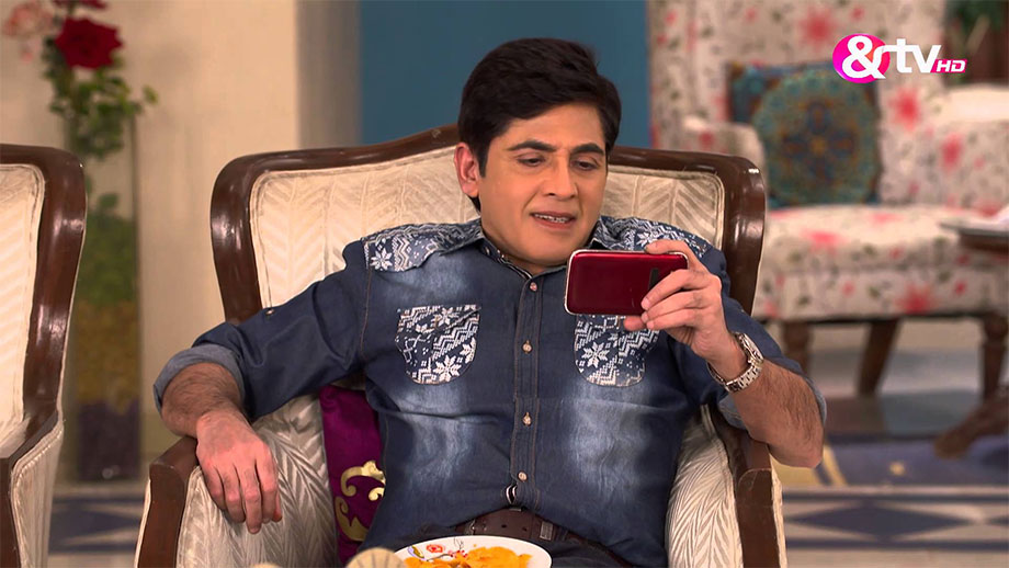 Vibhuti to get blackmailed in Bhabiji Ghar Par Hain