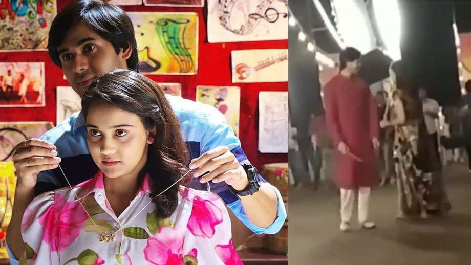 Romance time for Sameer-Naina during Navratri in Yeh Un Dinon Ki Baat Hai