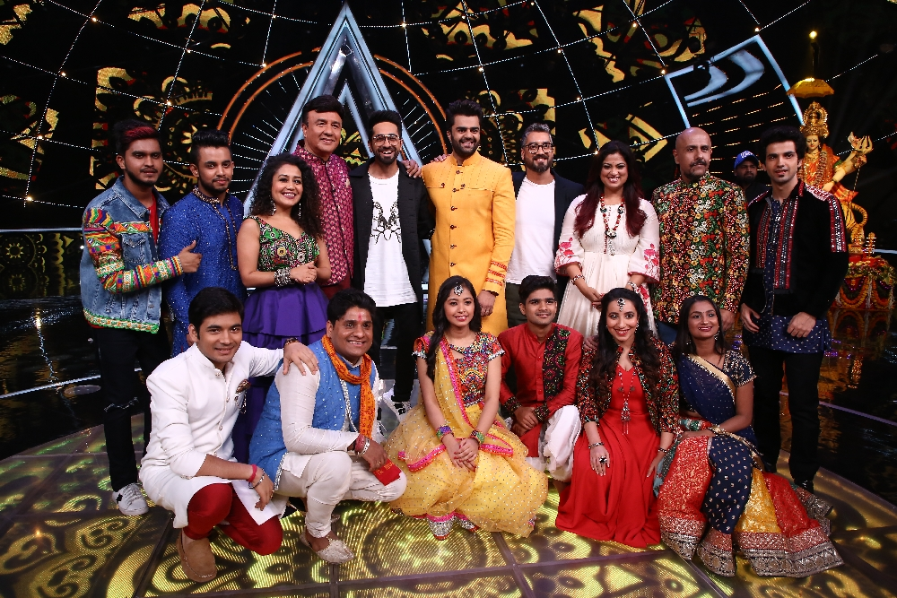 Navratri Special Special on Indian Idol 10 2