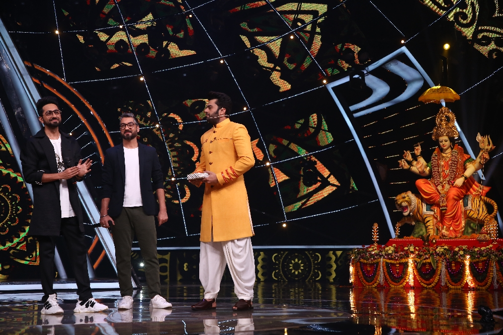 Navratri Special Special on Indian Idol 10 4