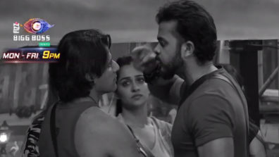 Friends turn foes: Sreesanth threatens Karanvir in Bigg Boss 12