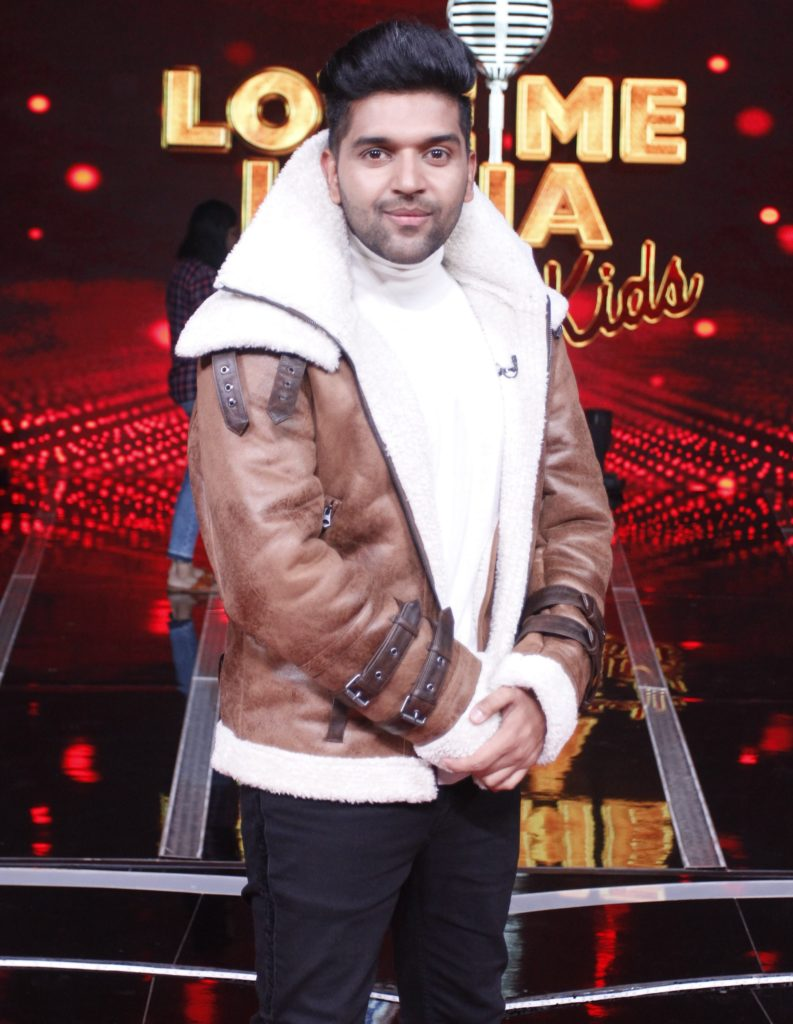 On the sets of &TV's Love Me India 6