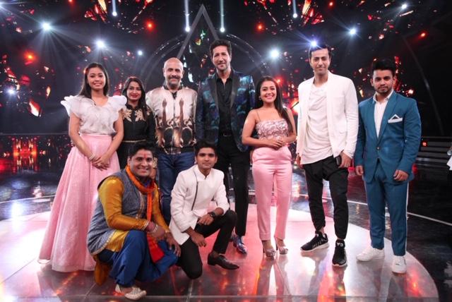 Qawali special on Indian Idol 10 10
