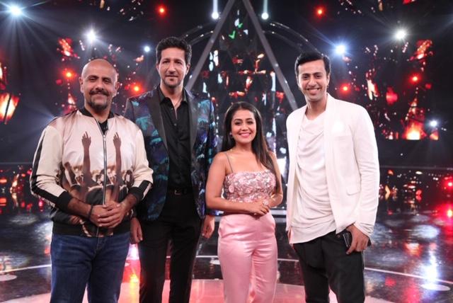 Qawali special on Indian Idol 10 11