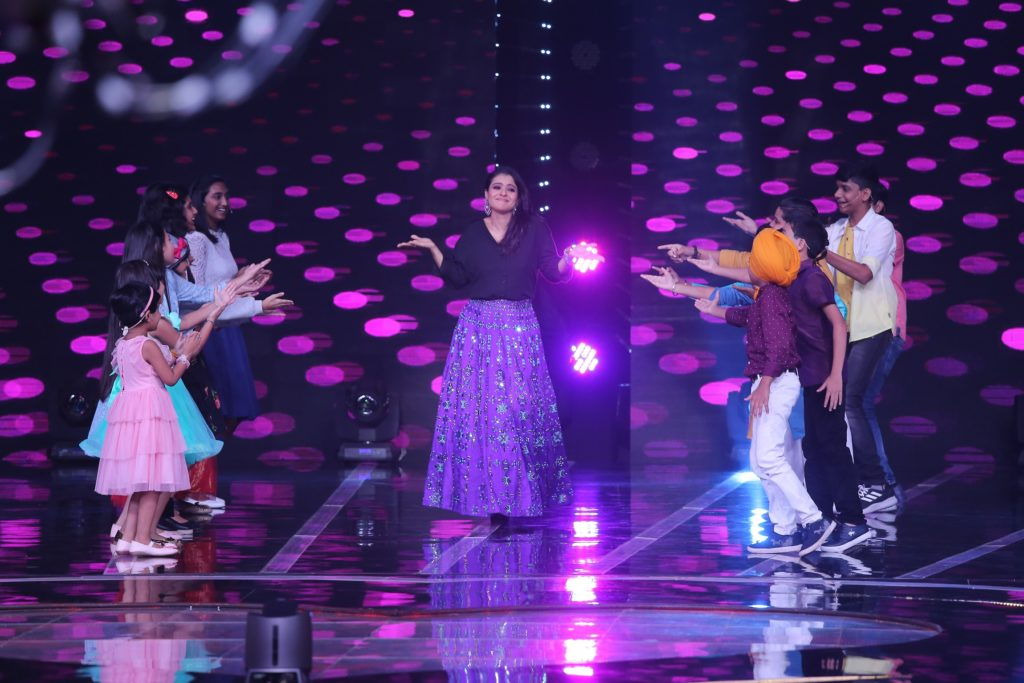 Ayushman Khurrana and Kajol present as guest judges on &TV's Love Me India 8