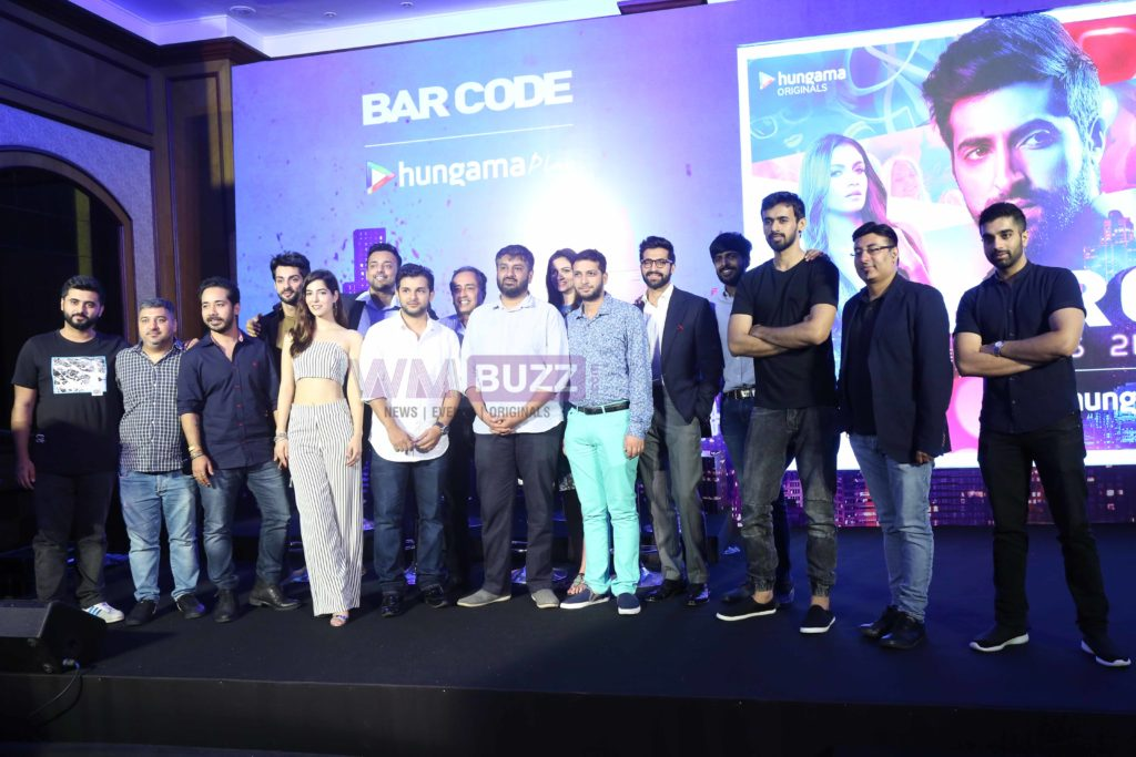 Hungama launches Bar Code