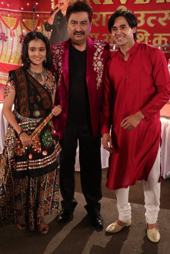 Sameer-Naina enjoy Navratri festival in Yeh Un Dinon Ki Baat Hai 2