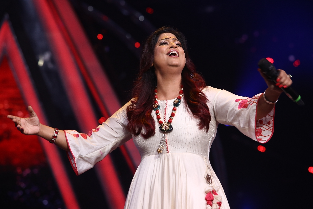 Navratri Special on Indian Idol 10