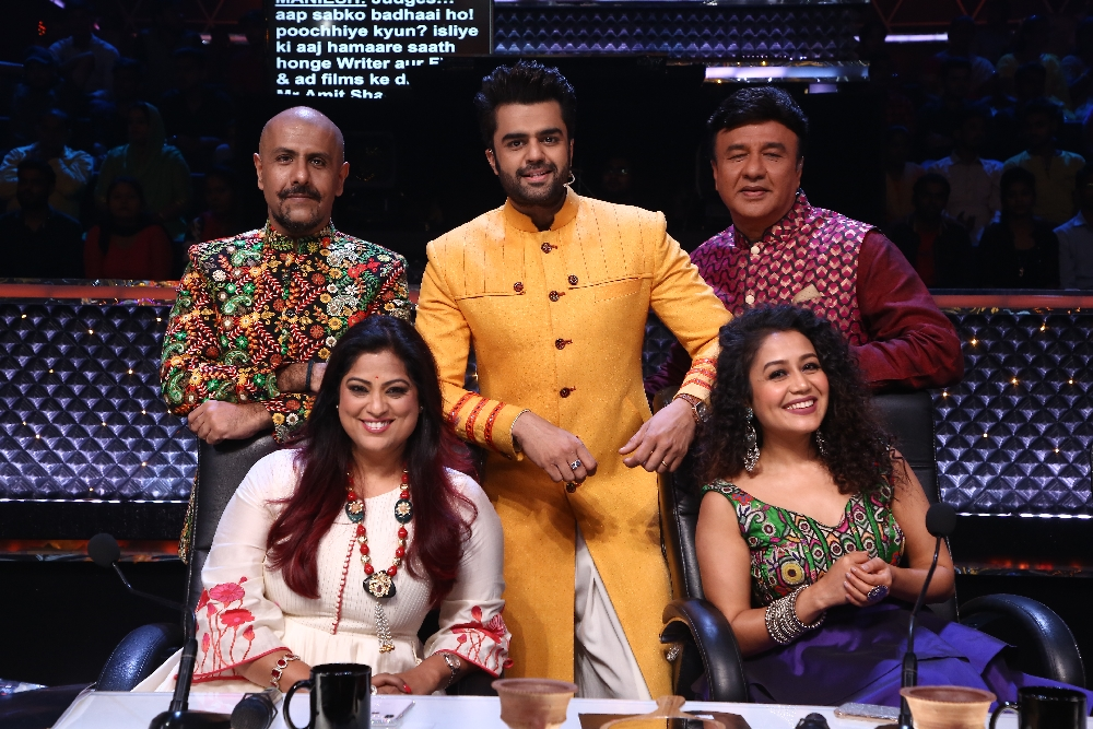 Navratri Special on Indian Idol 10 1
