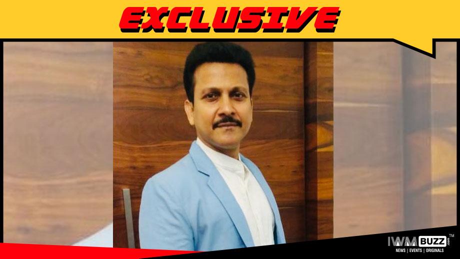 Mridul Kumar Sinha in &TV's Laal Ishq