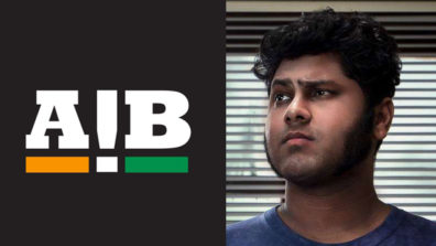 AIB issues a statement related to Youtuber Utsav Chakraborty case