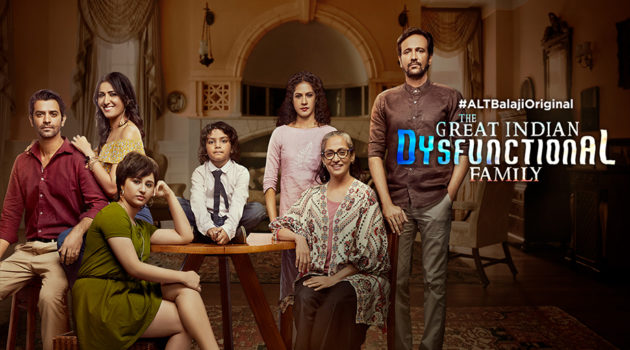 Review of The Great Indian Dysfunctional Family- A glittering little gem that makes you laugh, cry, think and introspect