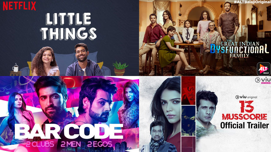 Which web-series are you binge watching?