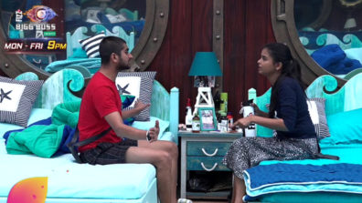 Former jodi Deepak Thakur and Urvashi Vani turn foes in Bigg Boss house