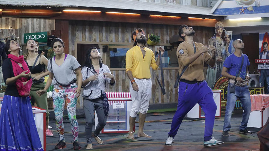 Romil-Surbhi become Captain; nomination list revealed in Bigg Boss 12