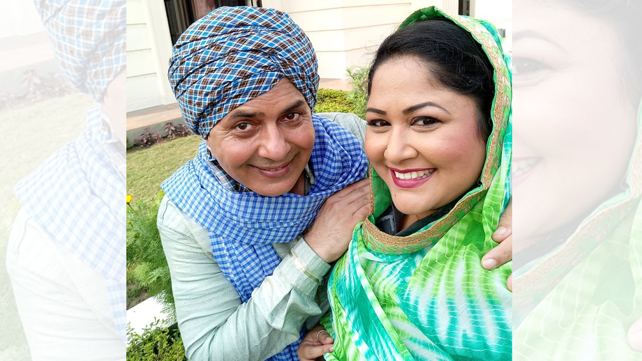 Jhumma Mitra to feature in a Punjabi comedy film
