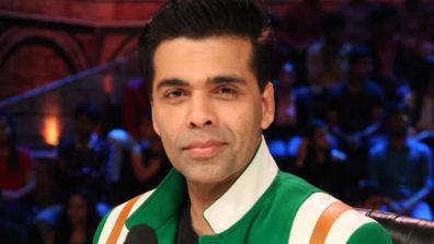 I always sing 'Chanda hai tu' for my kids, says Karan Johar